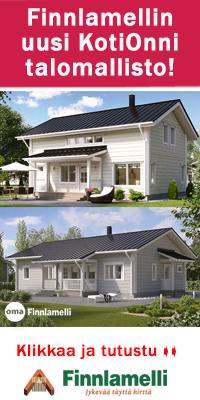 Tutustu Finnlamellin uuteen KotiOnni mallistoon